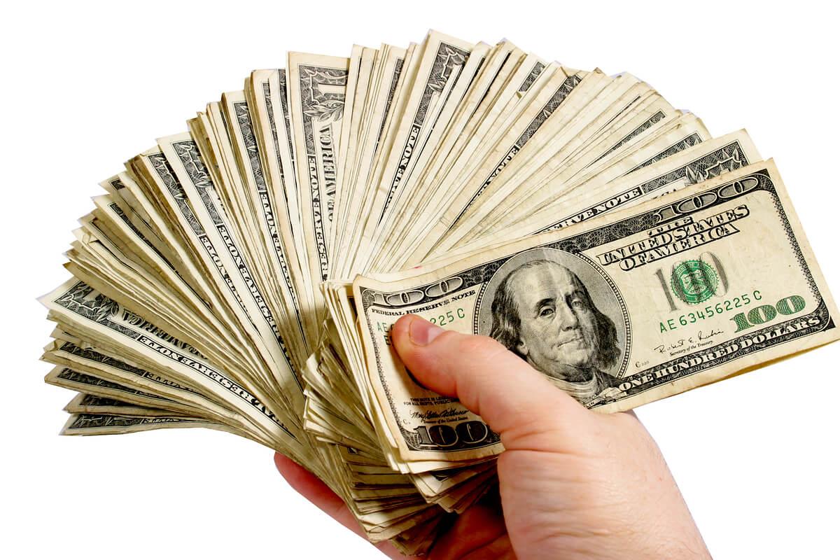 get money